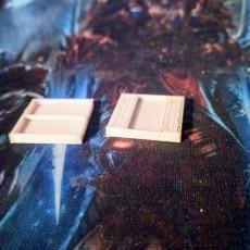 10mm Slot2.0 Wargaming Bases