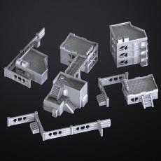 Modular buildings  for Infinity