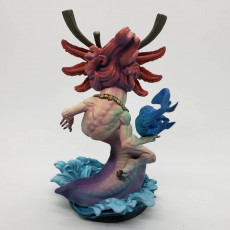 Picture of print of Axolotlox Dragon (Pre-Supported)