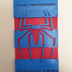 Spiderman Wall Hanging