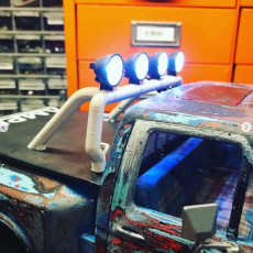 Tamiya Blackfoot Ford F150 Roll Bar