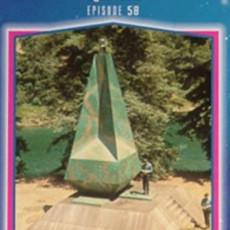 Obelisk Original Star Trek Paradise Syndrome Episode 58