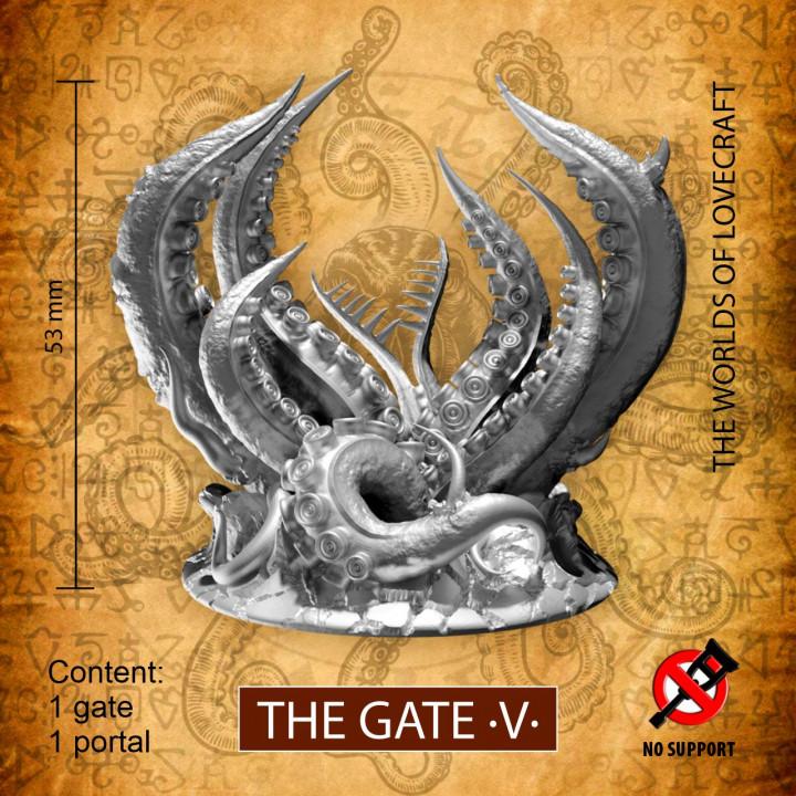 GATE -V-