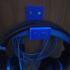 gaming headset holder image