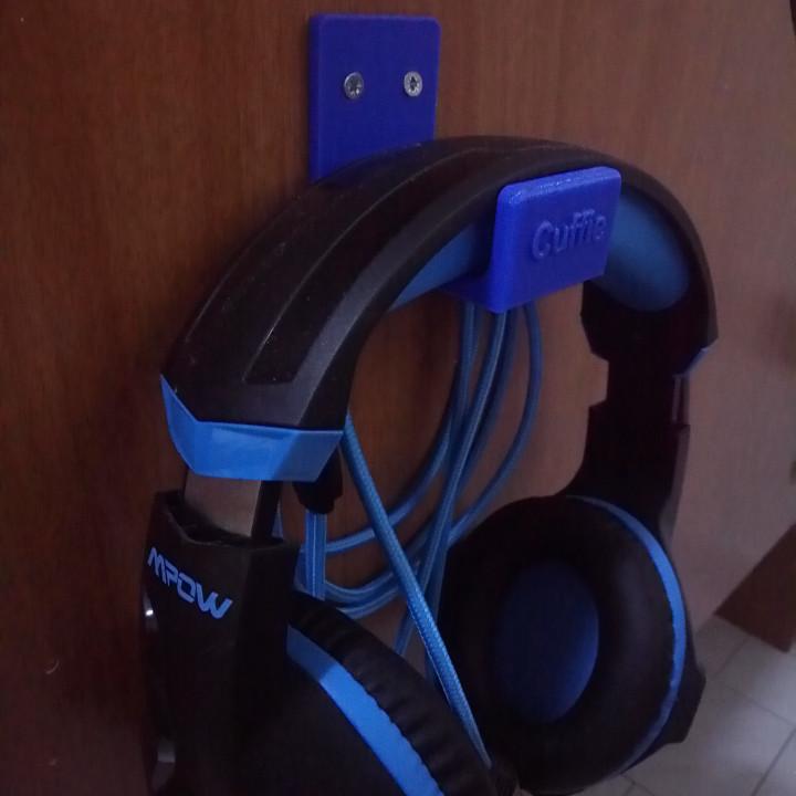 gaming headset holder