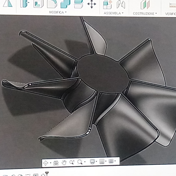 Fan 130mm