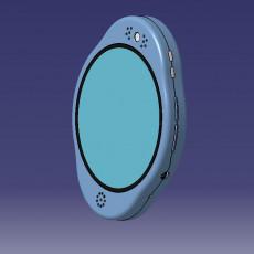 230x230 cyrcle phone