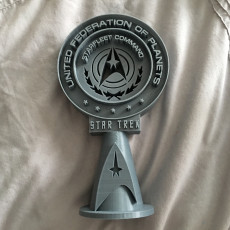 Picture of print of Star Trek Headphone Stand