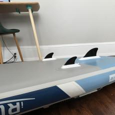 Flip Lock Flex River Fins for iRocker SUP