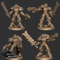 Sentinels of Primus Knight-Sentinel Pack