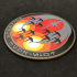 Star Wars Twin Suns Squadron Unit Patch Coaster image
