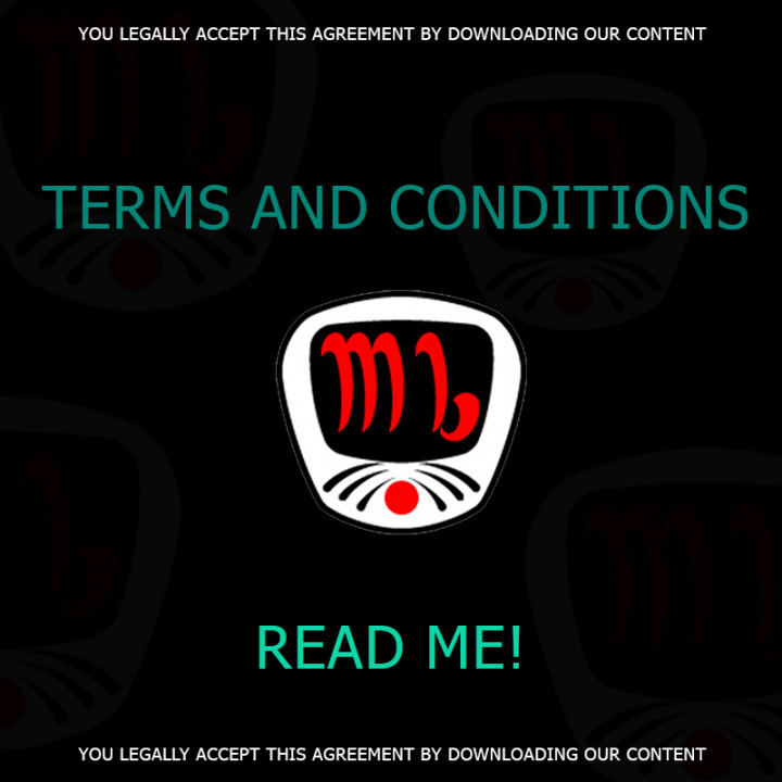 Mojibake's terms & conditions's Cover