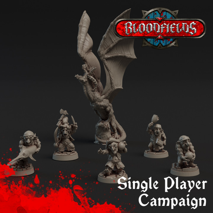 Single Player Campaign's Cover