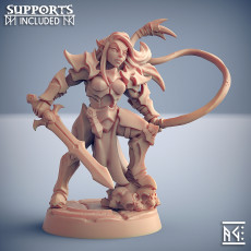 Ashen Alfar Inquisitor - Modular C (lady)