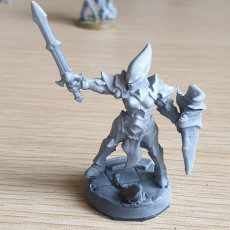 Ashen Alfar Inquisitor - Modular D (lady)