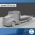 Kenworth T270 Tow Truck 1/64 scale image