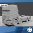 Scania 8x4  1/64 scale image