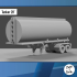 Tanker Semi Trailer 1/64 scale image