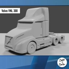 Volvo VNL 300  1/64 scale
