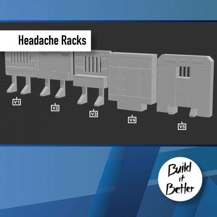 Semi Truck Accessories 1/64 scale
