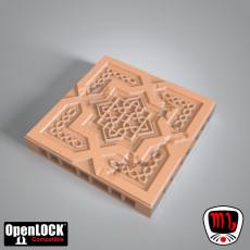 OpenLock tile August_Patreon FREE
