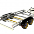 Scale 1/10th RC Car Trailer image
