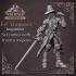 Fel Hammer - Inquisitor - 32mm miniature - modular image