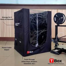 T-Box -- 3D Printer Enclosure