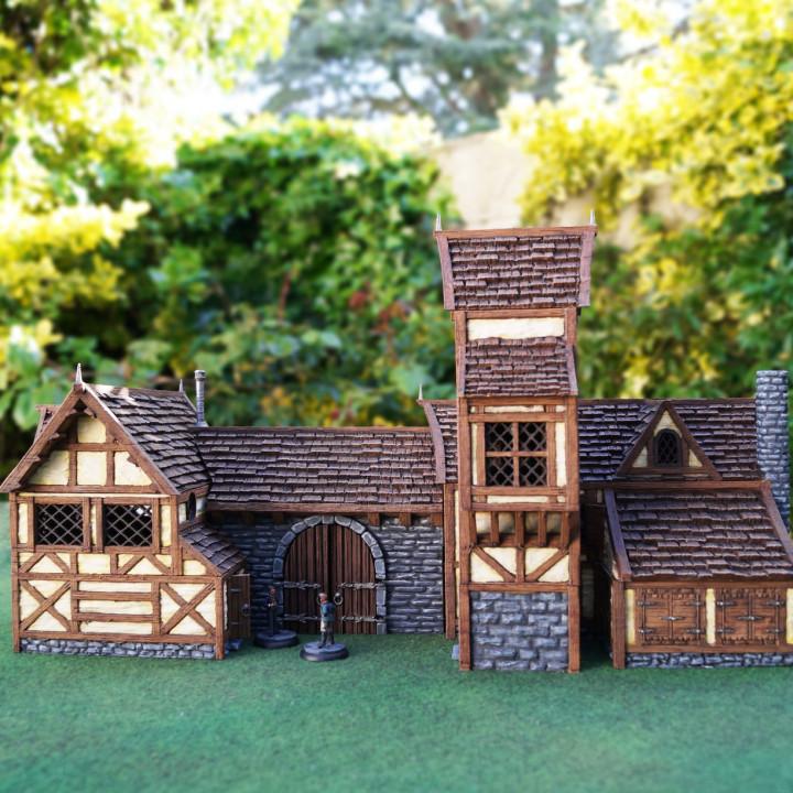 Medieval Coaching Inn