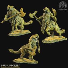 3x Destroyers - Heavy Demonic centaurs