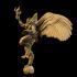 Aarakocra Wizard image