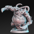 Dashbag - Rat ogre- 32mm - DnD image