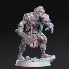 Slice - Orc Assassin - 32mm - DnD