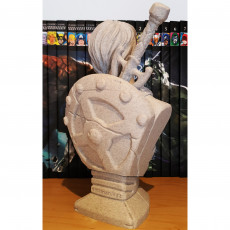 Picture of print of He-Man Re-imagined (fan art)
