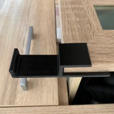 Headset Desk Holder 15mm