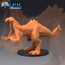 Ethereal Marauder Fang Attack / Reptile Predator