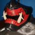Oni Cyber Punk Mask print image