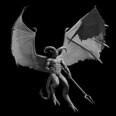 Horned Devil Updated