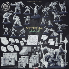 Mythical Clash (Pre-Supported Bundle)