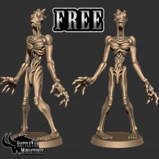 Tall Man Free Sample | Beyond Mortality Monster