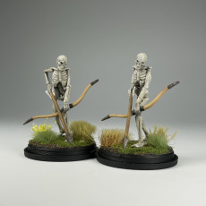 Picture of print of Undead Skeleton Archers - Tabletop Miniature