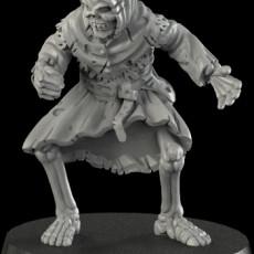Medieval Skeleton 3