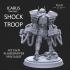 Shock Troop Flamethower Specialist image