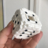 Polypanel; 6 sided Dice image