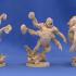 Girallon Attack pose #2 image
