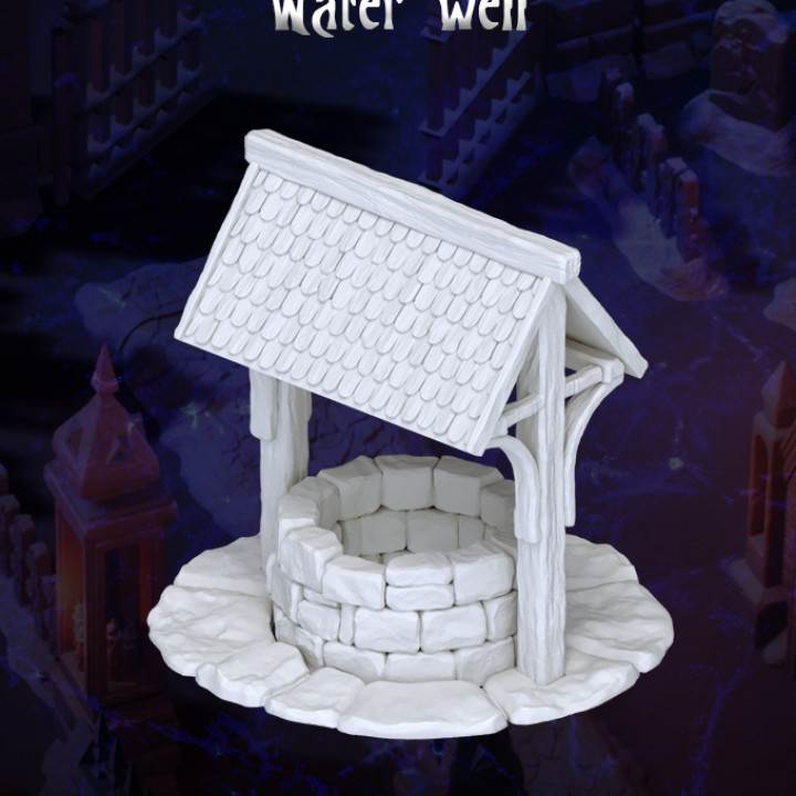 Water well's Cover