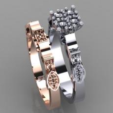 Ring Gold 317