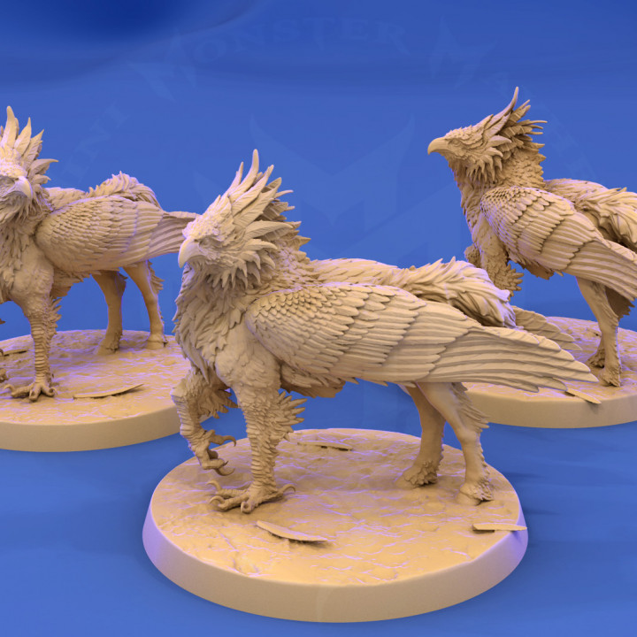 Hippogriff ( Winged version)