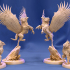 Hippogriff (Taking Flight) image