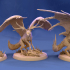 Peryton Feathered Wings image